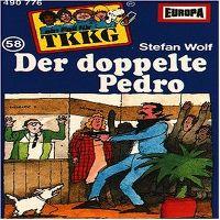 Cover Hörspiel / TKKG - 058. Der doppelte Pedro