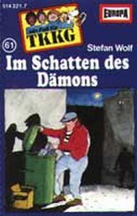 Cover Hörspiel / TKKG - 061. Im Schatten des Dämons