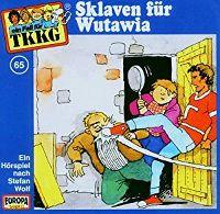 Cover Hörspiel / TKKG - 065. Sklaven für Wutawia