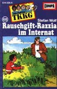 Cover Hörspiel / TKKG - 068. Rauschgift-Razzia im Internat