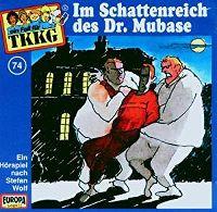 Cover Hörspiel / TKKG - 074. Im Schattenreich des Dr. Mubase