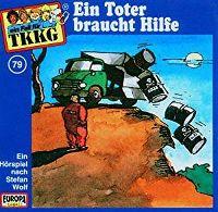 Cover Hörspiel / TKKG - 079. Ein Toter braucht Hilfe