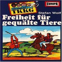 Cover Hörspiel / TKKG - 085. Freiheit für gequälte Tiere