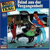 Cover Hörspiel / TKKG - 089. Feind aus der Vergangenheit