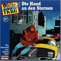 Cover Hörspiel / TKKG - 097. Die Hand an den Sternen