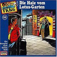 Cover Hörspiel / TKKG - 098. Die Haie vom Lotus-Garten