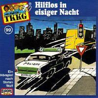 Cover Hörspiel / TKKG - 099. Hilflos in eisiger Nacht