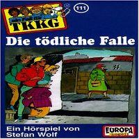 Cover Hörspiel / TKKG - 111. Die tödliche Falle