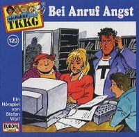Cover Hörspiel / TKKG - 120. Bei Anruf Angst