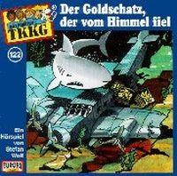 Cover Hörspiel / TKKG - 122. Der Goldschatz, der vom Himmel fiel