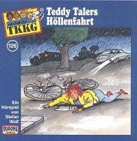 Cover Hörspiel / TKKG - 126. Teddy Talers Höllenfahrt