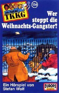 Cover Hörspiel / TKKG - 134. Wer stoppt die Weihnachts-Gangster?
