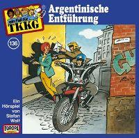Cover Hörspiel / TKKG - 136. Argentinische Entführung