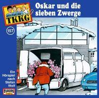 Cover Hörspiel / TKKG - 157. Oskar und die sieben Zwerge