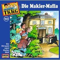 Cover Hörspiel / TKKG - 163. Die Makler-Mafia