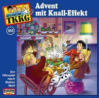 Cover Hörspiel / TKKG - 165. Advent mit Knall-Effekt
