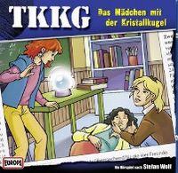 Cover Hörspiel / TKKG - 166. Das Mädchen mit der Kristallkugel