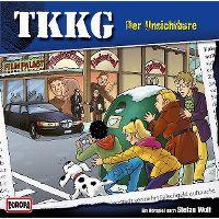 Cover Hörspiel / TKKG - 167. Der Unsichtbare