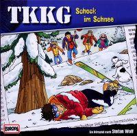 Cover Hörspiel / TKKG - 170. Schock im Schnee