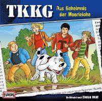 Cover Hörspiel / TKKG - 172. Das Geheimnis der Moorleiche