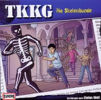 Cover Hörspiel / TKKG - 173. Die Skelettbande