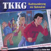 Cover Hörspiel / TKKG - 175. Nachtwanderung mit Schrecken
