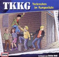 Cover Hörspiel / TKKG - 176. Verbrechen im Rampenlicht