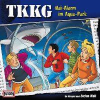 Cover Hörspiel / TKKG - 178. Hai-Alarm im Aquapark