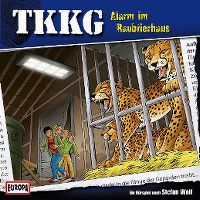 Cover Hörspiel / TKKG - 180. Alarm im Raubtierhaus