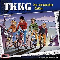 Cover Hörspiel / TKKG - 181. Der vertauschte Koffer