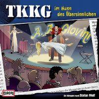 Cover Hörspiel / TKKG - 182. Im Bann des Übersinnlichen