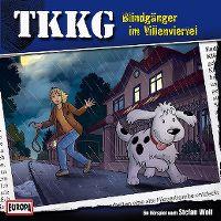 Cover Hörspiel / TKKG - 183. Blindgänger im Villenviertel
