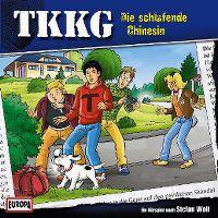 Cover Hörspiel / TKKG - 186. Die schlafende Chinesin
