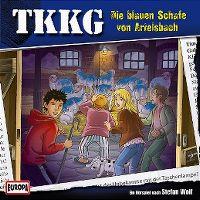 Cover Hörspiel / TKKG - 188. Die blauen Schafe von Artelsbach