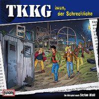 Cover Hörspiel / TKKG - 189. Iwan, der Schreckliche