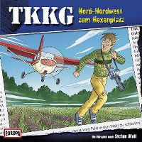 Cover Hörspiel / TKKG - 191. Nord-Nordwest zum Hexenplatz