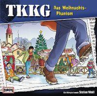 Cover Hörspiel / TKKG - 193. Das Weihnachts-Phantom
