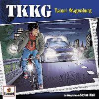 Cover Hörspiel / TKKG - 196. Tatort Wagenburg