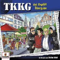 Cover Hörspiel / TKKG - 197. Bei Anpfiff Übergabe