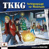 Cover Hörspiel / TKKG - 199. Verfolgungsjagd vor Mitternacht