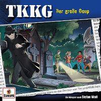 Cover Hörspiel / TKKG - 200. Der große Coup