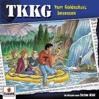 Cover Hörspiel / TKKG - 201. Vom Goldschatz besessen