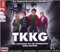 Cover Hörspiel / TKKG - Das Geheimnis um die rätselhafte Mind-Machine