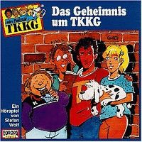 Cover Hörspiel / TKKG - Das Geheimnis um TKKG