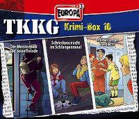 Cover Hörspiel / TKKG - Krimi-Box 10