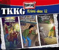 Cover Hörspiel / TKKG - Krimi-Box 12