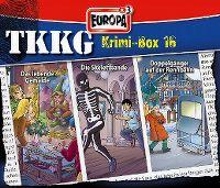 Cover Hörspiel / TKKG - Krimi-Box 16