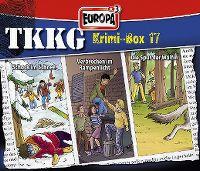 Cover Hörspiel / TKKG - Krimi-Box 17