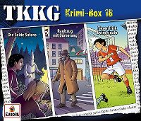 Cover Hörspiel / TKKG - Krimi-Box 18