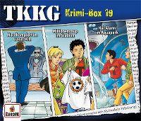 Cover Hörspiel / TKKG - Krimi-Box 19